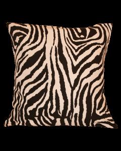 Kissenbezug Zebra Muster