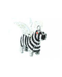 Ikhoba Weihnachtsbaumschmuck Zebra