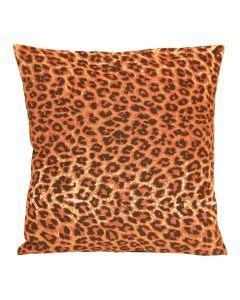 Kissenbezug Leopard