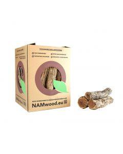 NAMwood Sekelbos Grillholz, 24kg