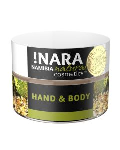 !Nara Hand & Körpercreme - 50ml