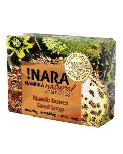!Nara Namib Sand Seife, handgemacht - 80 g