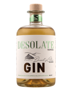 Desolate Devils Claw Gin Oak Rested - 500 ml