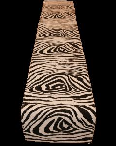 Tischläufer Zebra Muster - 225 cm x 34 cm