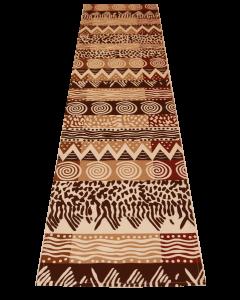 Tischläufer Afrika Design - 140 cm x 34 cm