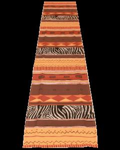 Tischläufer Afrikanische Flamme - 140 cm x 34 cm