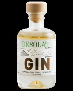 Desolate Devils Claw Gin Oak Rested - 40 ml