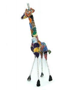 Ikhoba Giraffe klein weiß