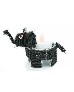 Ikhoba Teelichthalter Elefant
