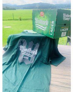 SONDERANGEBOT 24  x Windhoek Lager plus GRATIS T-Shirt