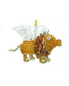 Ikhoba Weihnachtsbaumschmuck Löwe