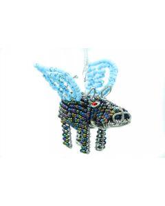 Ikhoba Weihnachtsbaumschmuck Warzenschwein
