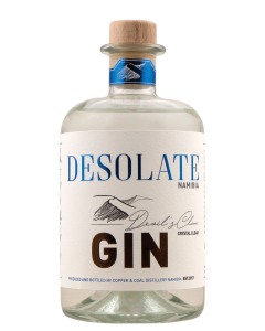 Desolate Devils Claw Gin Crystal Clear - 500 ml