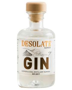 Desolate Gin Classic 7 - 40ml