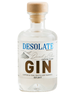 Desolate Devils Claw Gin Crystal Clear - 40 ml