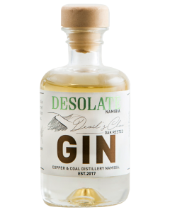 Desolate Devils Claw Gin Oak Rested - 40 ml