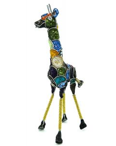 Ikhoba Giraffe klein gelb