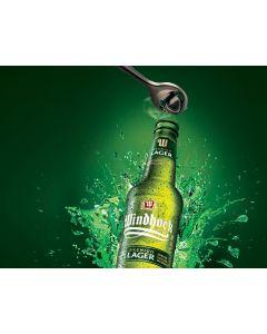 Windhoek Lager - 24 x 330 ml