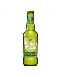 Windhoek Lager - 330 ml
